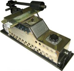 The ZSPD machine for sharpening and editing of