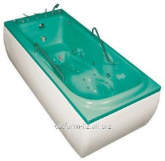 Balneological bathtub VB-02