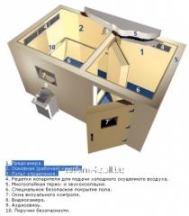 Криосауна КриоСпейс 2К - CrioSpace Cabin