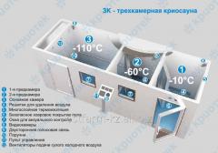 Криосауна КриоСпейс 3К - CrioSpace Cabin