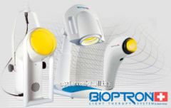 Bioptron 2 - the device for phototherapy