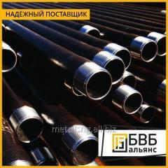 El tubo obsadnaya BTS 168,3х7,3-12,1 el grupo D