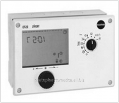 Electronic weather regulator double-circuit Trovis