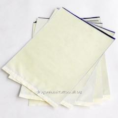 Трансферная бумага для тату (5 листов)