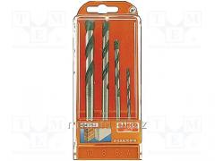 Set of drills Bahco 464-PB-1