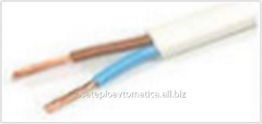 The soft cable with parallel cores Parity of ShVVP
