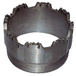 Crown of SA-6-D132, Crown for drilling of