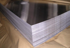 Sheets from stainless steel