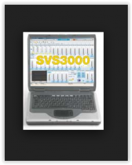 Software of JUMO SVS 3000 Type: 70.0755