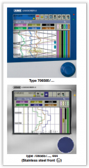 Screen JUMO LOGOSCREEN fd recorder Type: 70.6585
