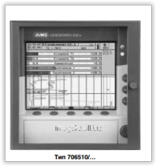 Screen JUMO LOGOSCREEN 500 cf recorder Type: