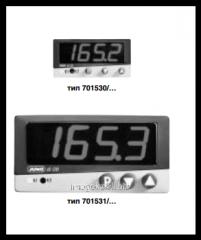 Digital JUMO di 32/di 08 microprocessor indicator