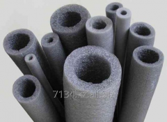 Thermal insulation from synthetic rubber 19 of mm