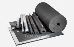 Thermal insulation from synthetic rubber 25 of mm