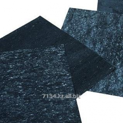 Thermal insulation from synthetic rubber 60 of mm