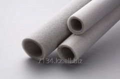 Thermal insulation from synthetic rubber 76 of mm