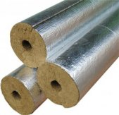 Kamennovatny cylinders without covering Isotec