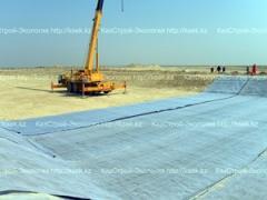 Geocomposite mats Bentolok