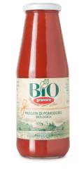 Paste Ross's Line with the olive oil Passata