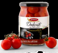 Pomodorini Dedicato cherry tomatoes