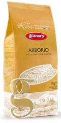 Rice of 1 kg Riso Arbori
