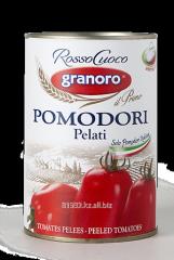 Rosso Cuoco's tomatoes of Pomodori Pelati