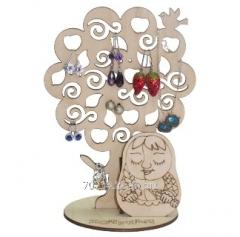 Подставка для украшений Волшебное дерево