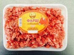 Forcemeat, 250 gr., beef