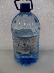 Вода питьевая природная очищенная FonAqua 5 литров
