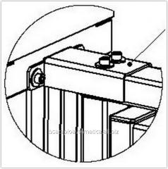 Pad upper PERCo-RF01 0-03