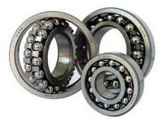 Two-row spherical bearings ball