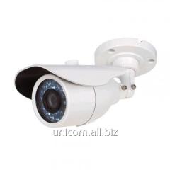 Anti-vandal K137 outdoor camera