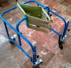 Wheelchair - walkers