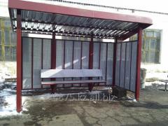 Passenger shelter