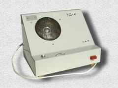 Усилитель диспетчера двухпроводной связи УД-4