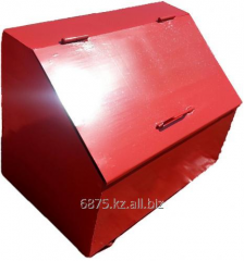 Box for sand 800*500*600
