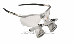 Binocular magnifying glasses of Heine Optotechnic,