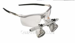Binocular magnifying glasses of Heine Optotechnic,