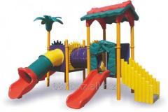Children's game complex of Erteg_
