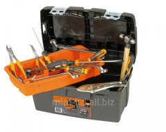 Plastic box for the tool, Bahco. Article: