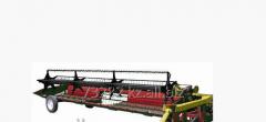 Harvester roll hook-on ZhVP-6,4