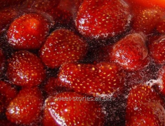 Confiture with pieces
