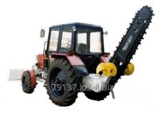 Excavator trench chain ETTs 2086