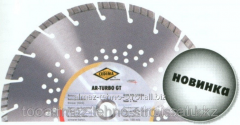 Disk diamond for cutting of stone