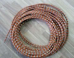 Rope rope diamond Cedima for steel concrete