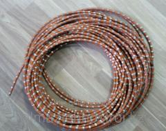 Rope rope diamond Cedima for steel concrete