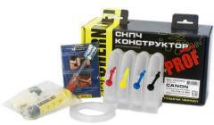 СНПЧ-КОНСТРУКТОР для принтеров CANON использующих