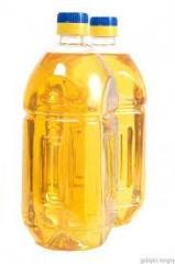 Масло подсолнечное дезодорированное