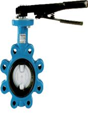 Locks are disk rotary, shutoff valves, shutoff