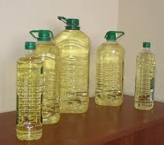 Sunflower purified deodorized oil
